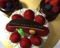 ミッキーケーキ2
