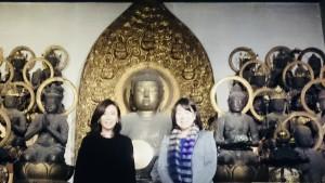 阿弥陀座像